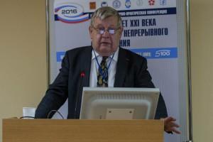 Юхани Антилла– независимый международный эксперт, член Международной академии качества (г. Хельсинки, Финляндия)